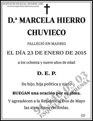 Marcela Hierro Chuvieco